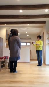 最後に金子からのサプライズの手紙と、いい竣工式でした。